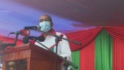 Unita realiza sábado acto público de solidariedade ao seu presidente no Namibe - 2:30