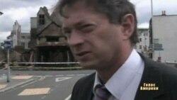 Погроми в англійських містах