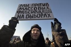 Rossiya bo'ylab norozilik namoyishlari - suratlar, video