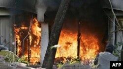 Жителя Орегона обвиняют в поджоге мечети