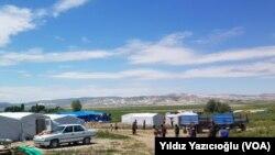 Turkiyada yashovchi suriyalik qochqinlar