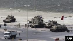 Bahreyn Hükümeti Rejim Karşıtlarına Savaş Açtı