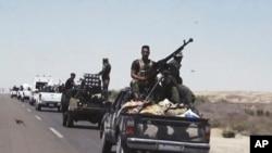 نیروهای ارتش عراق با حمایت گروه های شیعه و پلیس و عشایر مسلح به سمت شهر فلوجه در حرکت هستند.