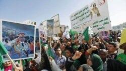 شعله های آتش در طرابلس و شلیک گلوله به معترضان در طرابلس