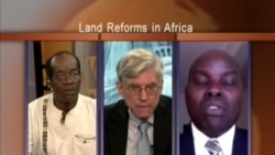 ON THE LINE: Land Reforms in Africa