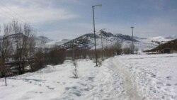 سرما و برف در چهارمحال و بختیاری و افزایش بهای گاز خانگی