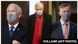 Sens. Wicker, King, Hickenlooper tested positive for Covid-19