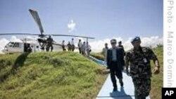 Јужнокорејски мировници заминаа за Хаити