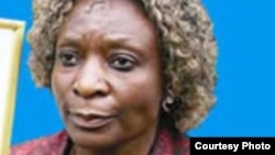 Zimbabwe Electoral Commission chairperson Justice Rita Makarau