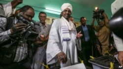 Sudan Election Lacks Credibility