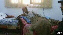 მუამარ კადაფის მეორე ვაჟიშვილი დააკავეს