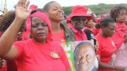 Premières tendances des élections en Afrique du Sud