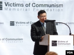 公民运动力量发起人杨建利博士
