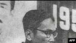 Phan Khôi tại Lễ kỷ niệm Lỗ Tấn ở Bắc Kinh năm 1956