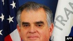 Bộ trưởng LaHood nói ông thất vọng vì quyết định của Thống đốc Scott bác bỏ dự án được tài trợ có thể giúp tạo hàng ngàn việc làm cho người dân Florida
