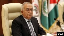 巴勒斯坦的新总理拉米•哈姆达拉赫 (资料图片)