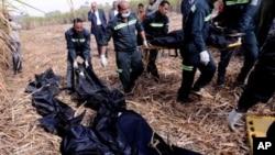 26일 이집트 룩소르 시 인근에서 열기구가 추락하여 외국인 관광객 19명이 사망했다.