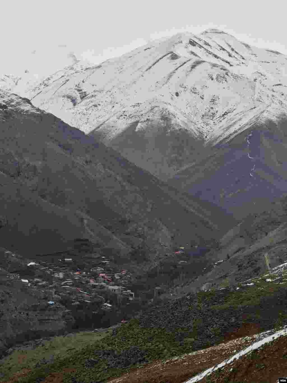 روستای دروان- كرج عکس: صمی (ارسالی شما)