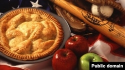 Why is apple pie so American? (USDA photo by Scott Bauer)