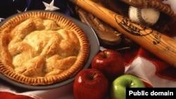 Why is apple pie so American? (USDA photo by Scott Bauer)