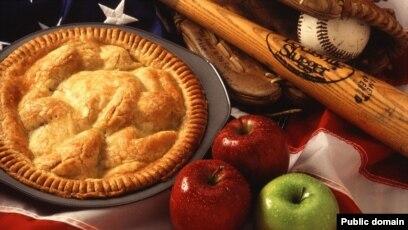 As American as Apple Pie'