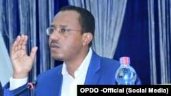 Pirezedaantii Mootummaa Naannoo Oromiyaa, Obbo LammaaObboo Lammaa Magarsaa