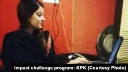 خیبر پختونخوا امپیکٹ چیلنج پروگرام کی نورین شاد
