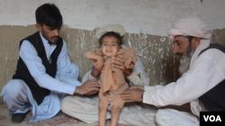افغانستان کې د پولیو پېښې ۱۵ ته ورسېدې