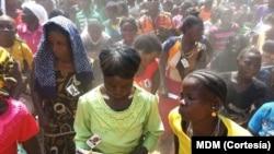 Fraca adesão marca início do recenseamento eleitoral em Moçambique