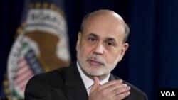 Son basın toplantısını yapan ABD Merkez Bankası Başkanı Ben Bernanke