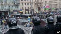 Киев, 21 января 2014