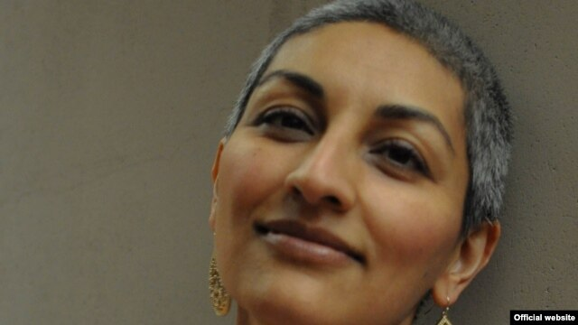 Poet Shailja Patel
