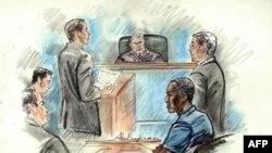 Двое сомалийских пиратов приговорены к пожизненному заключению в США