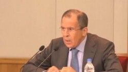 Сергей Лавров о ситуации в Сирии