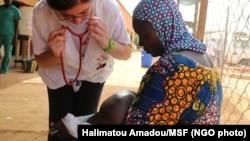 Le centre Nazaret à Niamey, Niger.