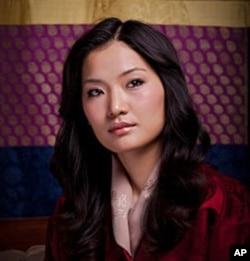 Jetsun Pema, the future Queen of Bhutan
