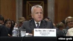 Thứ trưởng Ngoại giao Mỹ John J. Sullivan