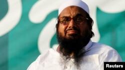 Hafiz Muhammad Saeed, pemimpin lembaga amal Islamis Jamaat-ud-Dawa di Pakistan (foto: dok).