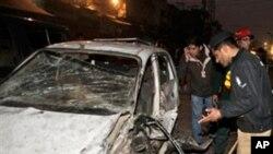پاکستان میں 31دنوں میں 9 بم دھماکے