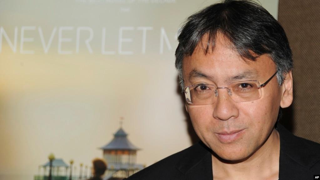 Britaniku Kazuo Ishiguro fiton Nobelin në letërsi