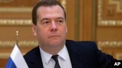 Ruski premijer Dmitrij Medvedev