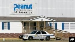 Peanut Corporation of America. Архивное фото 2009г.