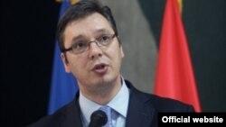 Predsednik Vlade Srbije Aleksandar Vučić (srbija.gov.rs)