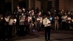 Vigilia em Luanda a favor de activistas detidos em Cabinda - 2:04