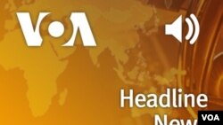 VOA Headline News 1300