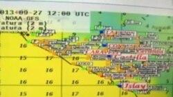 Earthquake Shakes Up Southern Peru