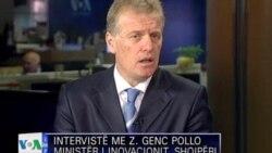 Interviste me Z. Genc Pollo