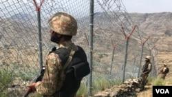 پاکستان نے 2017 میں افغان سرحد پر باڑ لگانے کا عمل شروع کیا تھا۔