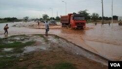 Kilamba inundada