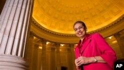 Eleanor Holmes Norton, aktivis hak-hak sipil dan kesetaraan ras yang kini menjadi anggota Kongres AS. (Foto: Dok)